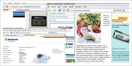 przegląd pomp insulinowych dostępnych na Polskim rynku. Wszystkie informacje o pompach insulinowych Minimed, Accu-Chek, Dana i Cozmo w jednym miejscu.