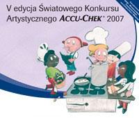 Konkurs artystyczny Accu-Chek dla dzieci i młodzieży z cukrzycą