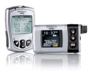 pompa insulinowa animas ping