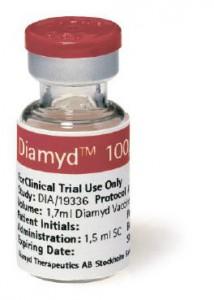 szczepionka na cukrzyce typ 1 diamyd