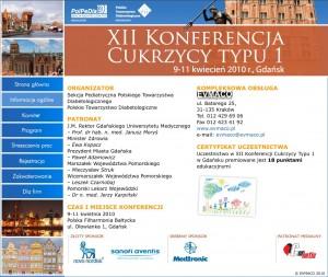 Konferencja Cukrzyca typ 1