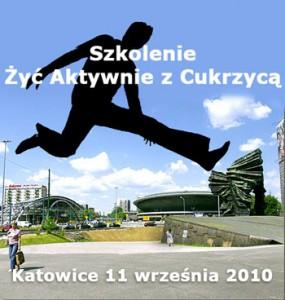 szkolenie żyć aktywnie z cukrzycą  Katowice